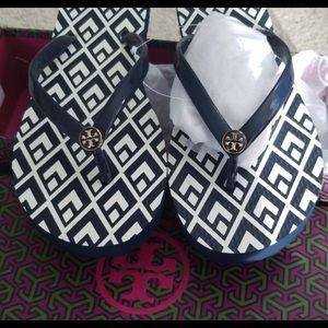 Tory Burch Shoes - NWT Tory Burch flip flops